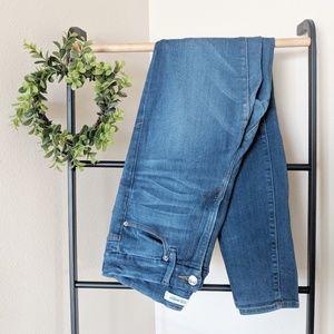 Good American Good Waist Stretch Skinny Jean 2/26
